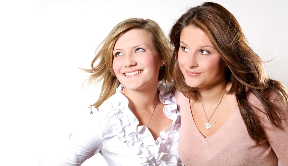 Freunde-Foto
