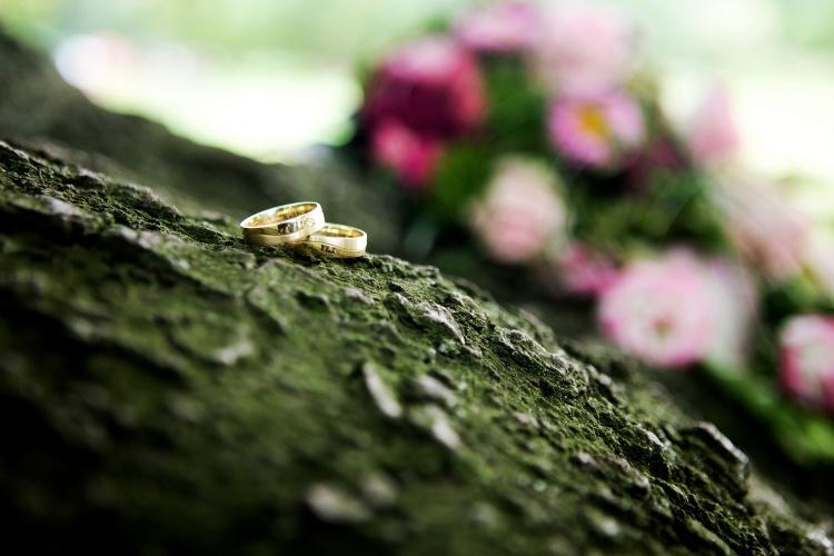 Hochzeitsringe, Hochzeitsfotograf Hannover