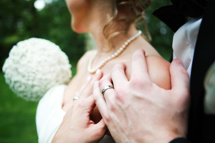 Brautpaarfoto, Hochzeitsfotograf Hannover