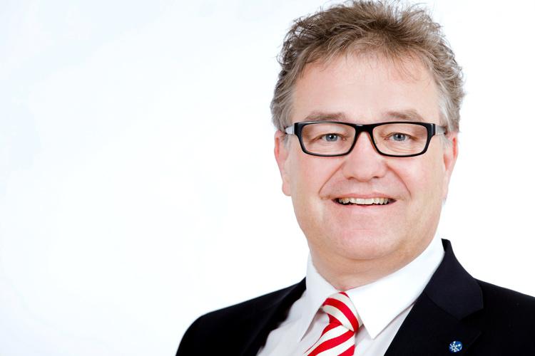Hauke Jagau, Regionspräsident