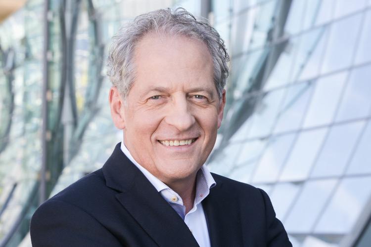 Businessportrait Paul Fender, Coach - Berater - Redner